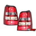 LAMPY TYLNE VW GOLF III VARIANT 93-00 CZERWONE / PRZEŹROCZYSTE
