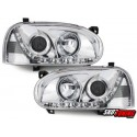 DRL REFLEKTORY VW GOLF III 92-97 CHROM