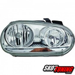 REFLEKTORY VW GOLF IV 97-04 GOLF 5 LOOK CHROM HELLA