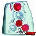 LAMPY TYLNE VW LUPO / SEAT AROSA  97-05 PRZEŹROCZYSTE