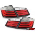 LAMPY TYLNE LED BMW 5 F10 2010+ SZARE