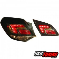 LAMPY TYLNE LED OPEL ASTRA J 09-15 DYMIONE