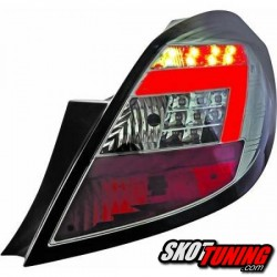 LAMPY TYLNE LED OPEL CORSA D 06-14 5D DYMIONE