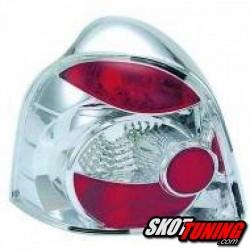LAMPY TYLNE RENAULT TWINGO 93-00 CHROM