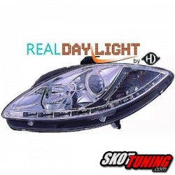 DRL REFLEKTORY SEAT LEON 1P1 09-12 CHROM