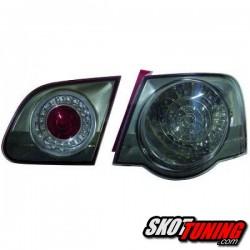 LAMPY TYLNE LED VW PASSAT 3C SEDAN 05-10 DYMIONE