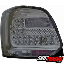 LAMPY TYLNE LED VW POLO 6R 09-14 DYMIONE