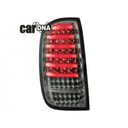 LAMPY TYLNE CARDNA LED DACIA DUSTER CHROM/DYMIONE