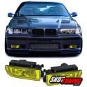 ŻÓŁTE HALOGENY PRZECIWMGIELNE BMW E36 91-99