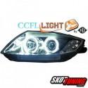 REFLEKTORY CCFL BMW Z4 03-09 CHROM