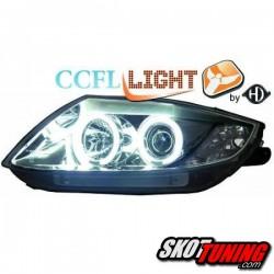 REFLEKTORY CCFL BMW Z4 03-09 CZARNE