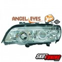 REFLEKTORY BMW X5 99-03 E53 CHROM