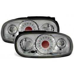 LAMPY TYLNE LED MAZDA MX-5 ROADSTER 9.89-4.98 CHROM