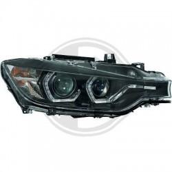 REFLEKTORY BMW SERIA 3 F30 / F31  11-15 CZARNE