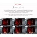 LAMPY TYLNE GL-3 DYNAMIC RANGE ROVER SPORT