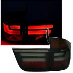 LAMPY TYLNE LED BMW X5 06-10 DYMIONE LIGHTBAR