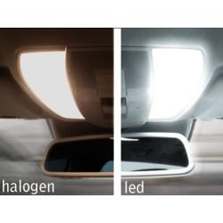 OŚWIETLENIE WNĘTRZA LED VW / AUDI / PORSCHE