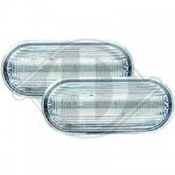 KIERUNKOWSKAZY BOCZNE LIGHTBAR VW SEAT PRZEŹROCZYSTE