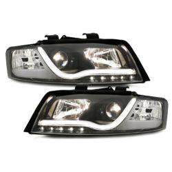 REFLEKTORY AUDI A4 B6  00-04 CZARNE LIGHTBAR