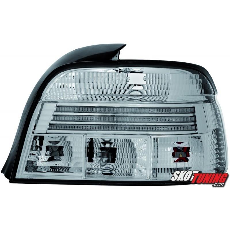Lampy Tylne Bmw 5 E39 Sedan 95 00 Przeźroczyste