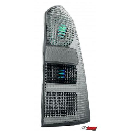 LAMPY TYLNE LED FORD FOCUS TURNIER 99-05 PRZEŹROCZYSTE