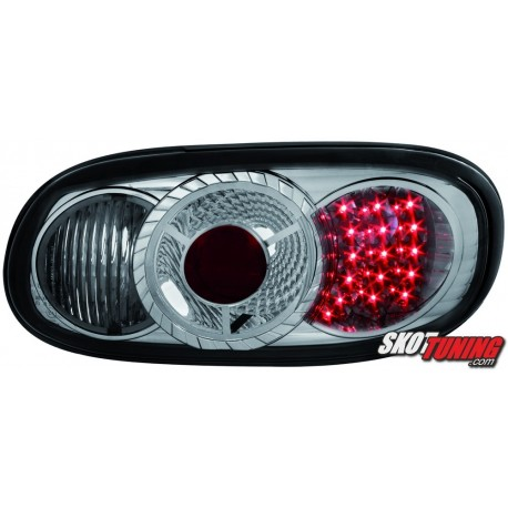 LAMPY TYLNE LED MAZDA MX5 ROADSTER 98-05 PRZEŹROCZYSTE
