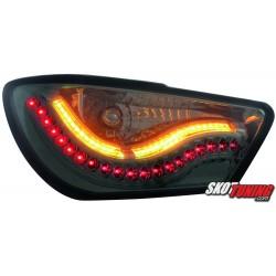 LAMPY TYLNE LED SEAT IBIZA 6J 04.08+ DYMIONE