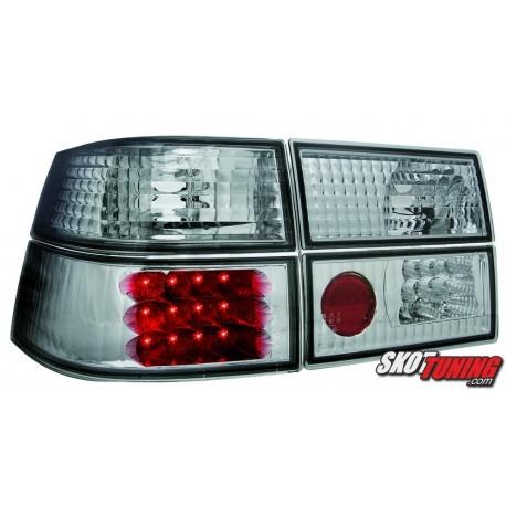 LAMPY TYLNE LED VW CORRADO 88-95 PRZEŹROCZYSTE