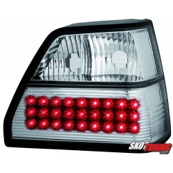 LAMPY TYLNE LED VW GOLF II 83-92 PRZEŹROCZYSTE