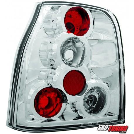 LAMPY TYLNE VW LUPO 98-05 PRZEŹROCZYSTE
