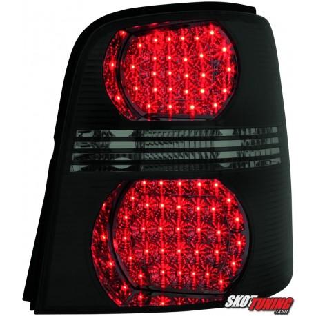 LAMPY TYLNE LED VW TOURAN 2003+ DYMIONE