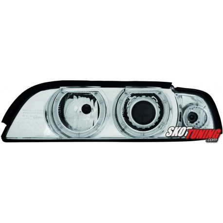 REFLEKTORY BMW E39 5 95-00 CHROM