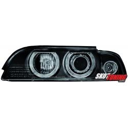 REFLEKTORY BMW E39 5 95-00 XENON CZARNE