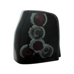 LAMPY TYLNE VW LUPO 98-05 CZARNE / DYMIONE