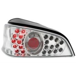 LAMPY TYLNE LED PEUGEOT 106 96-99 PRZEŹROCZYSTE