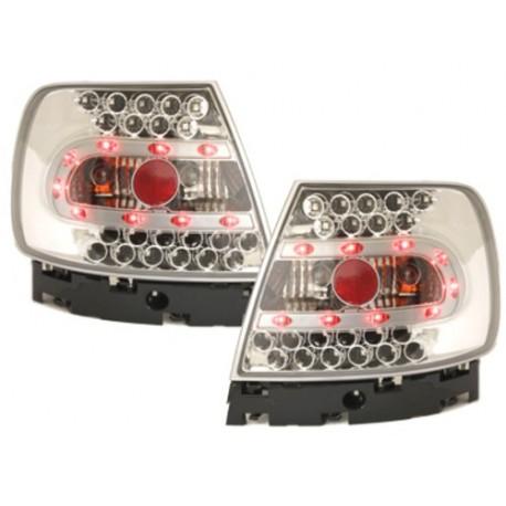 LAMPY TYLNE LED AUDI A4 B5 SEDAN 95-10.00 PRZEŹROCZYSTE