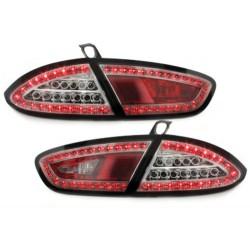 LAMPY TYLNE LITEC SEAT LEON 09+ 1P1 PRZEŹROCZYSTE
