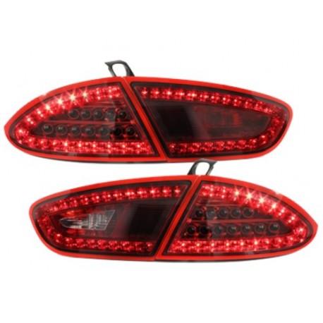 LAMPY TYLNE LITEC SEAT LEON 09+ 1P1 CZERWONE