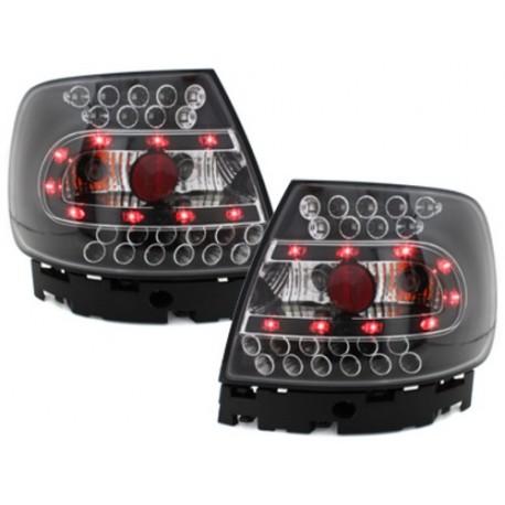 LAMPY TYLNE LED AUDI A4 B5 SEDAN 95-10.00 CZARNE