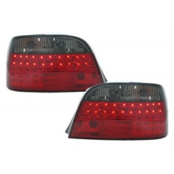 LAMPY TYLNE LED BMW 7 E38 95-02 CZERWONE / DYMIONE