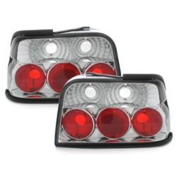 LAMPY TYLNE FORD ESCORT MK5 90-93 PRZEŹROCZYSTE
