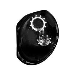 REFLEKTORY MINI ONE / COOPER / COOPER S 06-10  CZARNE