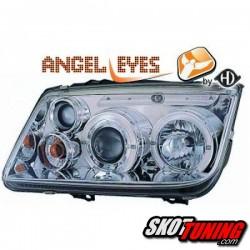 REFLEKTORY ANGEL EYES VW BORA 98-05 CHROM