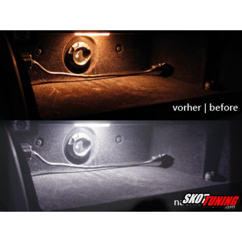Zestaw Oświetlenia Wnętrza Led Audi Tt 8n 99 06