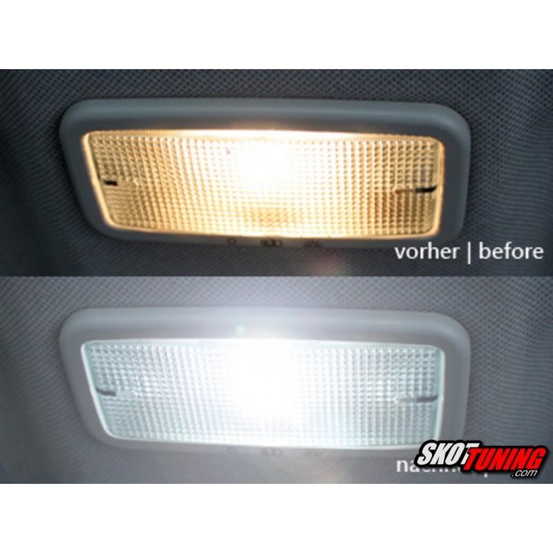 Zestaw Oświetlenia Wnętrza Led Vw T5 Multivan