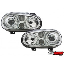REFLEKTORY VW GOLF IV 97-04 R32-LOOK CHROM