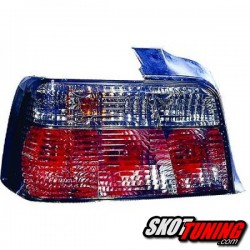 LAMPY TYLNE BMW 3 E36 SEDAN 91-99 DYMIONE