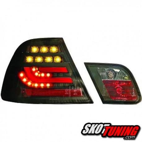 e46 coupe lampy tyl led