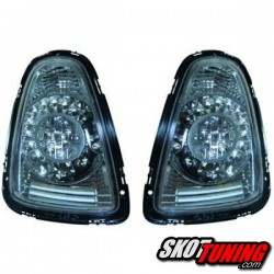 LAMPY TYLNE LED MINI COOPER/S R56 06-10 CHROM