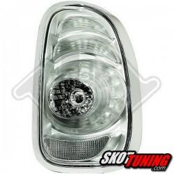 LAMPY TYLNE LED MINI R60 12+ PRZEŹROCZYSTE